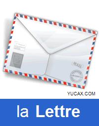 Escribir Cartas En Frances